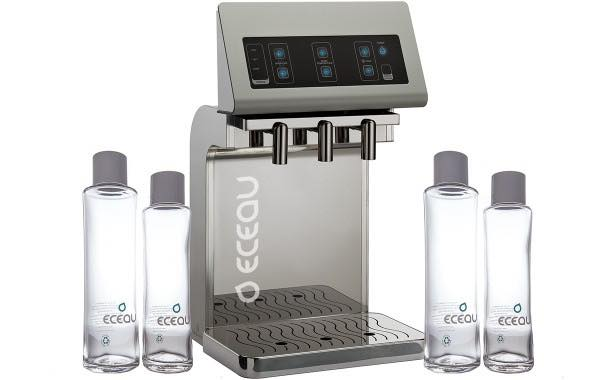 Eceau Curve - sustainable drinking water system