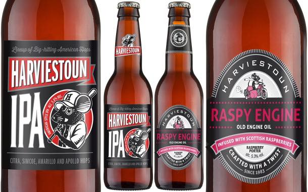 Harviestoun Brewery adds two new craft beers