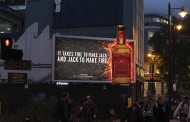 Kinetic creates new out-of-home creative for Jack Daniel's