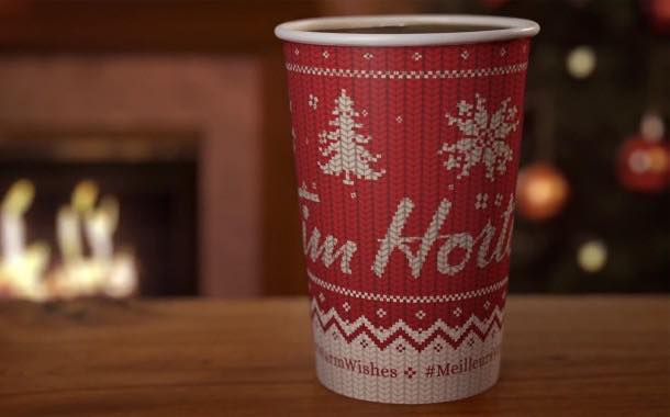 Tim Hortons to reward festive good deeds in new campaign