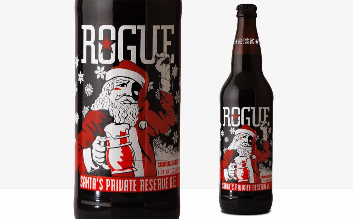 Beer importer rolls out santa's own Private Reserve red ale