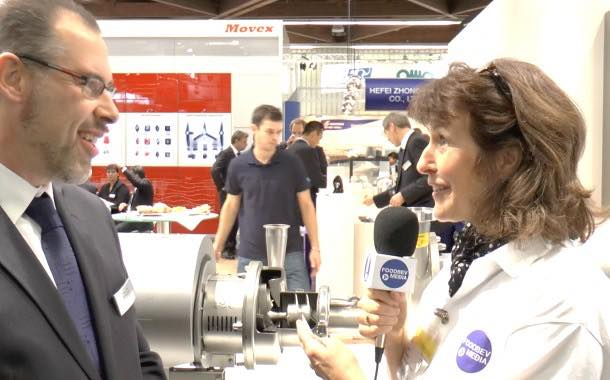 Interview: Alfa Laval introduce new LKH prime pump