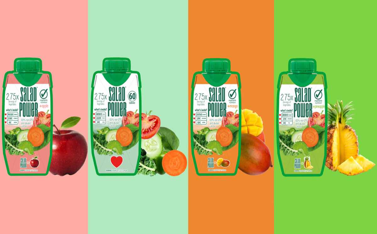 'World's most nutrient-dense vegetable juice' launches