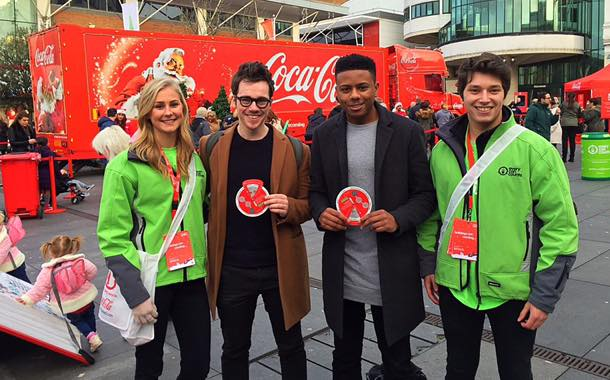 Coca-Cola Christmas truck tour to be supported by recycling scheme