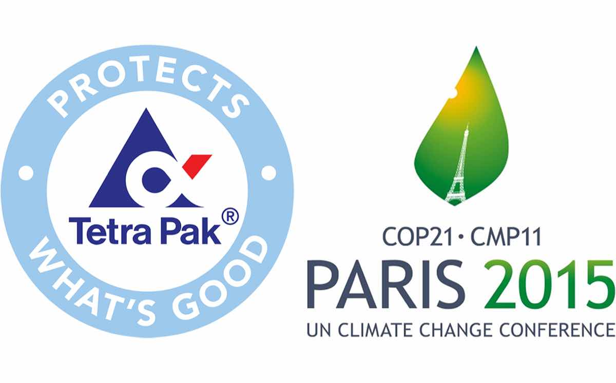 Tetra Pak joins Paris pledge on tackling climate change