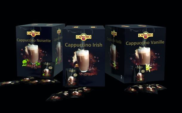 Barry Callebaut Beverages launches cappuccino sachets