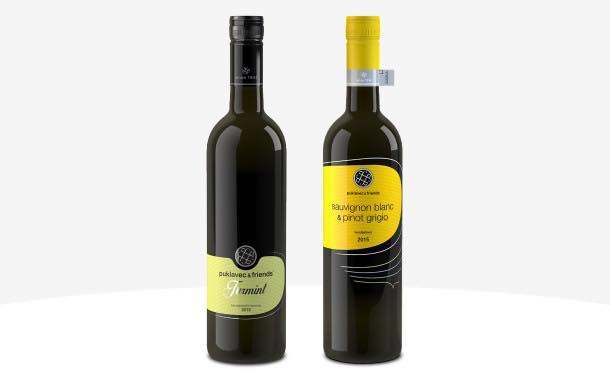 Slovenian winemaker P&F Wineries launches new vintages