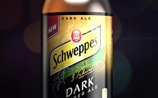 Schweppes adds seasonal dark ginger ale 'to meet demand'