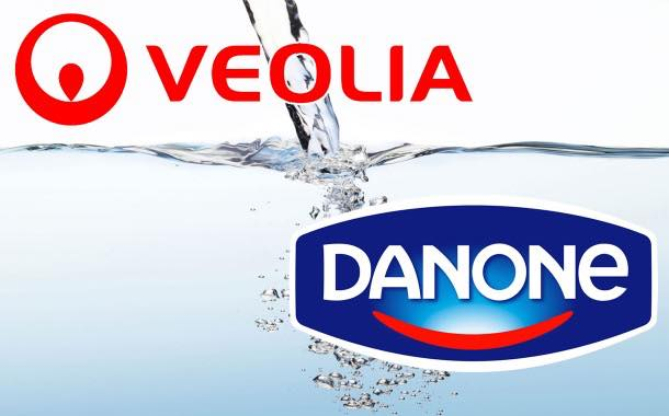 Danone partners with Veolia to improve waste management