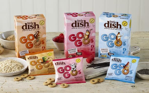 c039a3127e72d Pearlfisher creates design for new range of healthy children s snacks