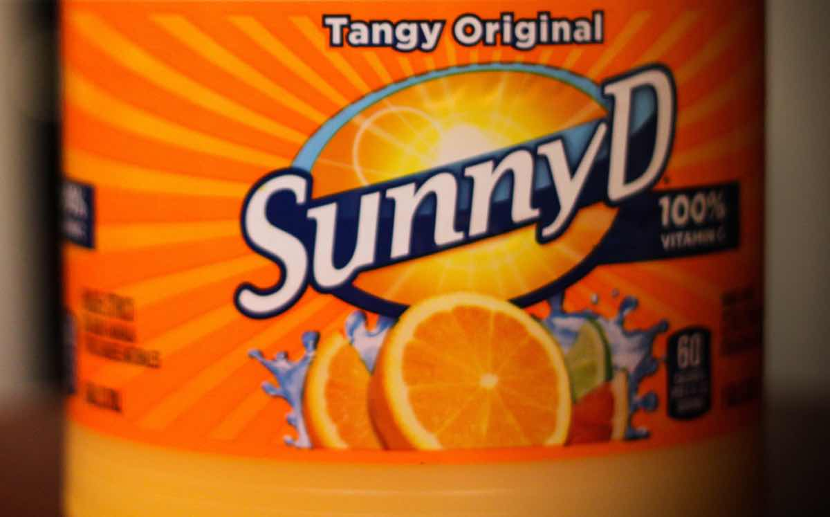 Sunny Delight sold to owner of Juicy Juice