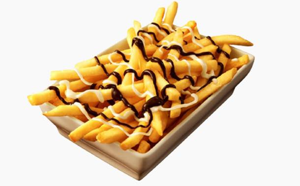 McDonald's Japan to offer fries 'topped with chocolate sauce'