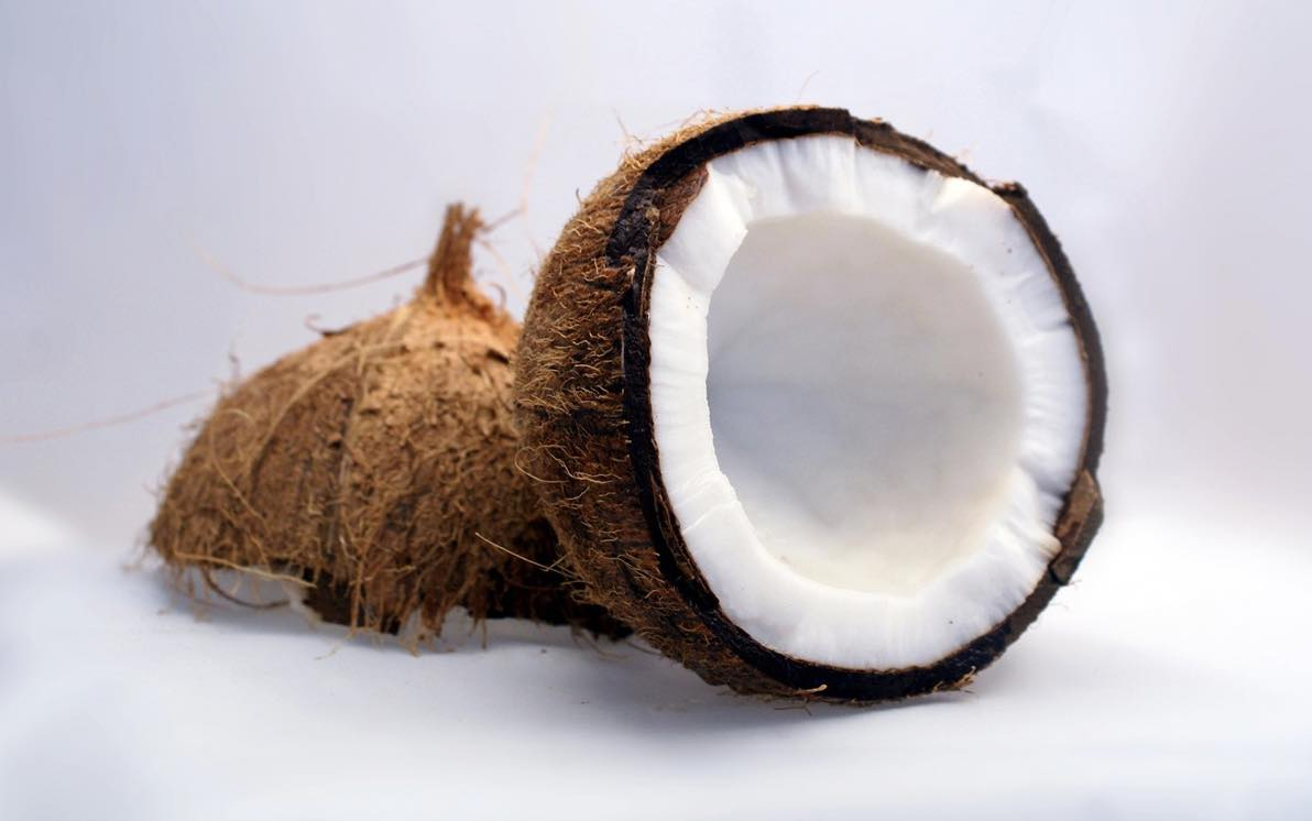 There is growing interest in free-from and healthy foods, such as those made from coconut.