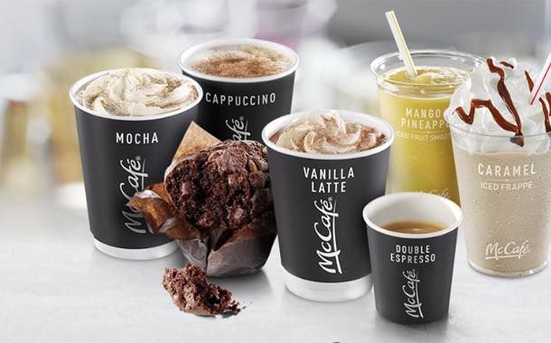 McDonald's to take part in plastic coated paper cup recycling trial