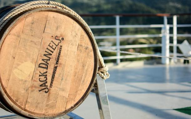 Cheers to the collaboration between Cunard, The Savoy and Jack Daniel's