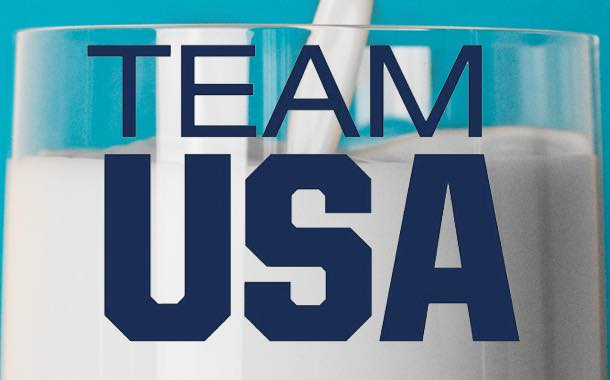 Milk to power Team USA on their road to Rio with new partnership