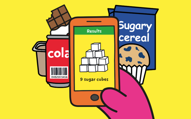 New app tells consumers the sugar levels of food and drink