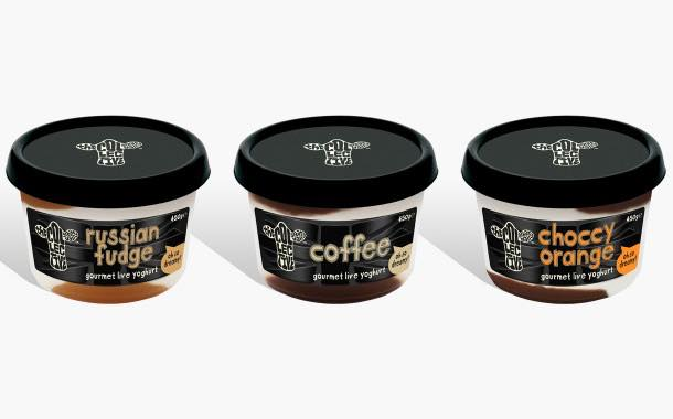 The Collective launches new range of luxury yogurt flavours