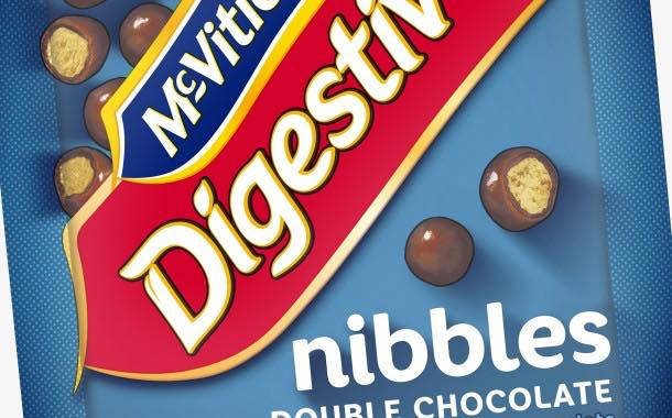 McVitie's makes Digestives available in 'bite-sized' format