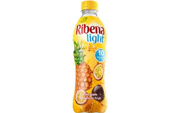 Ribena Light adds pineapple and passionfruit flavour to portfolio