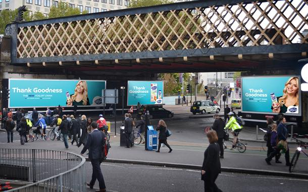 FrieslandCampina to launch Optiwell out-of-home campaign