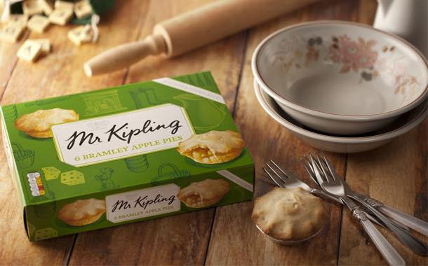 fbeadd9f218f6 Mr Kipling unveils new brand identity and packaging design