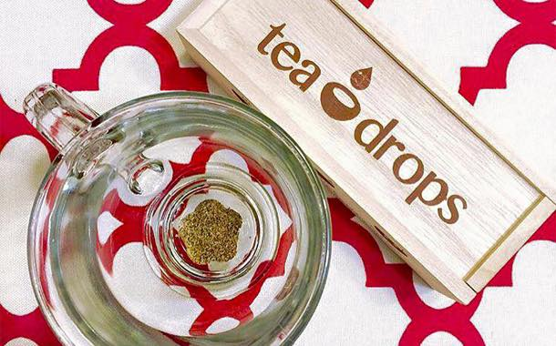 Interview: Tea Drops adds fun and convenience to loose-leaf tea