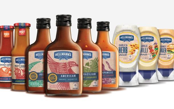 Hellmann's unveils three lines of premium barbecue and hot sauce