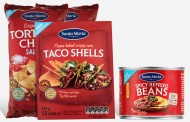 Santa Maria rolls out 'clean and bold' new look for Tex-Mex range