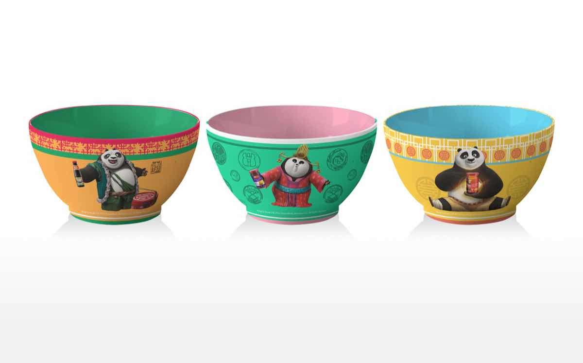 Chinese sauce brand in Kung Fu Panda link-up with film studios