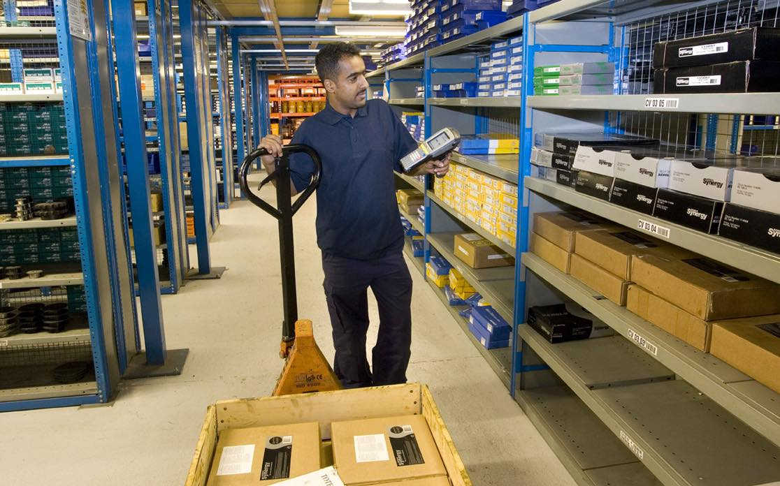 'Warehouse management systems support growing firms'