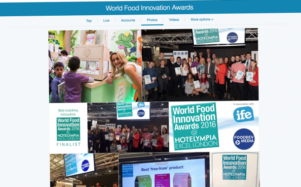 What's trending? Reaction to World Food Innovation Awards