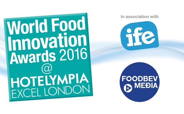 Video: All entries, finalists and winners from the World Food Innovation Awards 2016