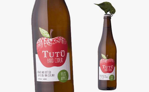 Kono to launch Tutū brand of Māori apple cider in the US