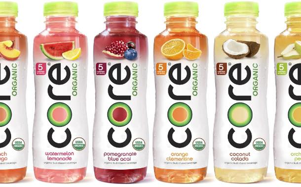 Us Water Company Launches Line Of Low Calorie Fruit Infused Drinks