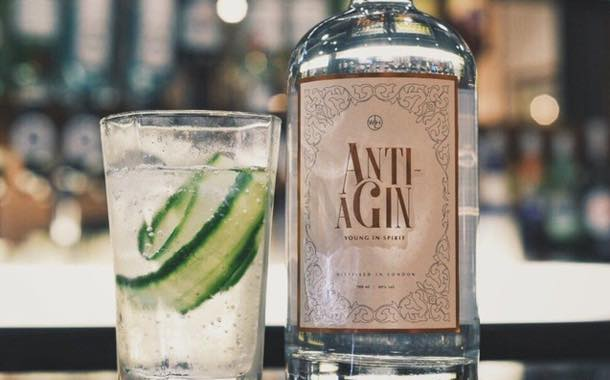 Gin with 'anti-ageing' properties guarantees to fight off wrinkles