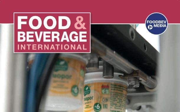 What's inside May 2016's issue of Food & Beverage International?