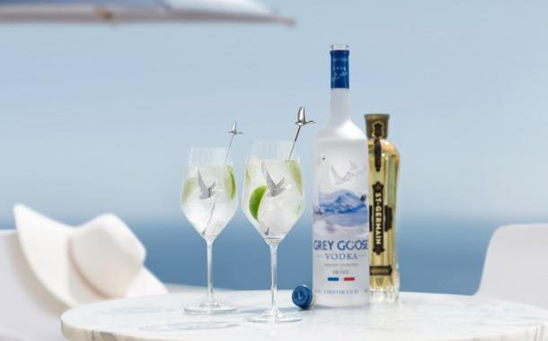 Podcast: Long summer drink from Grey Goose