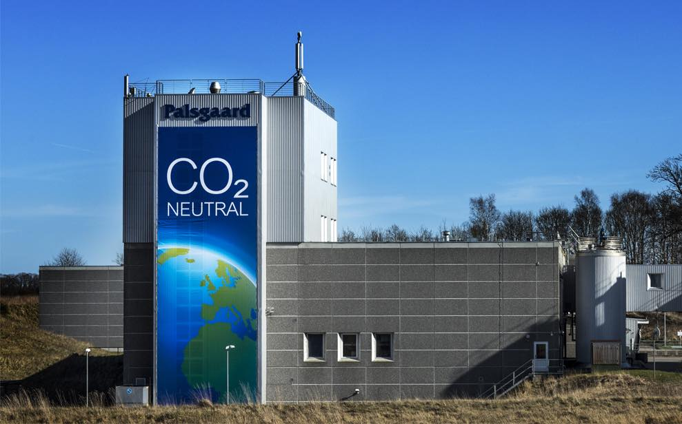 Palsgaard reaffirms commitment to CO<sub>2</sub>-neutrality after milestone
