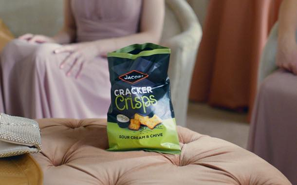 United Biscuits debuts television advert for Jacob's Cracker Crisps