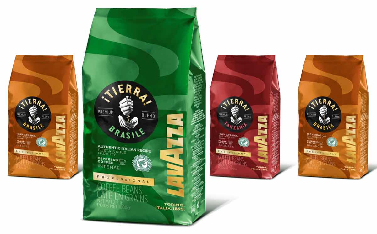 Lavazza launches range of ethically sourced coffee blends