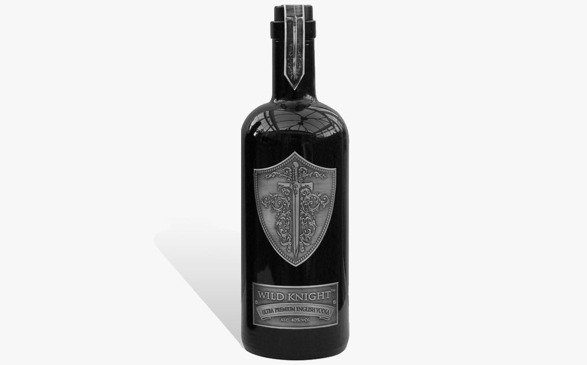 Wild Knight launches 'smooth and pure' premium English vodka
