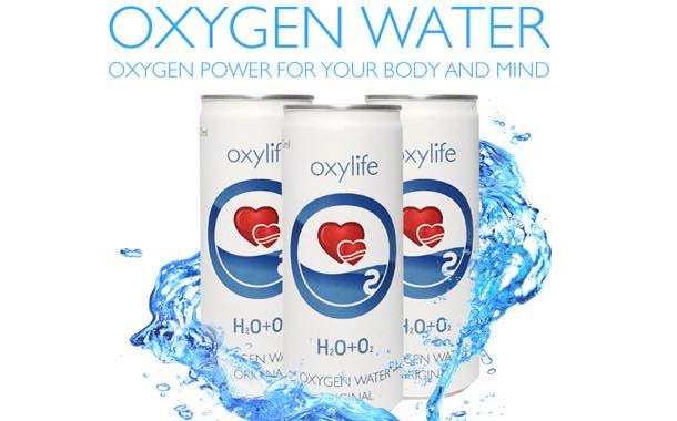 Interview: OxyLife introduce oxygenated beverage in a can