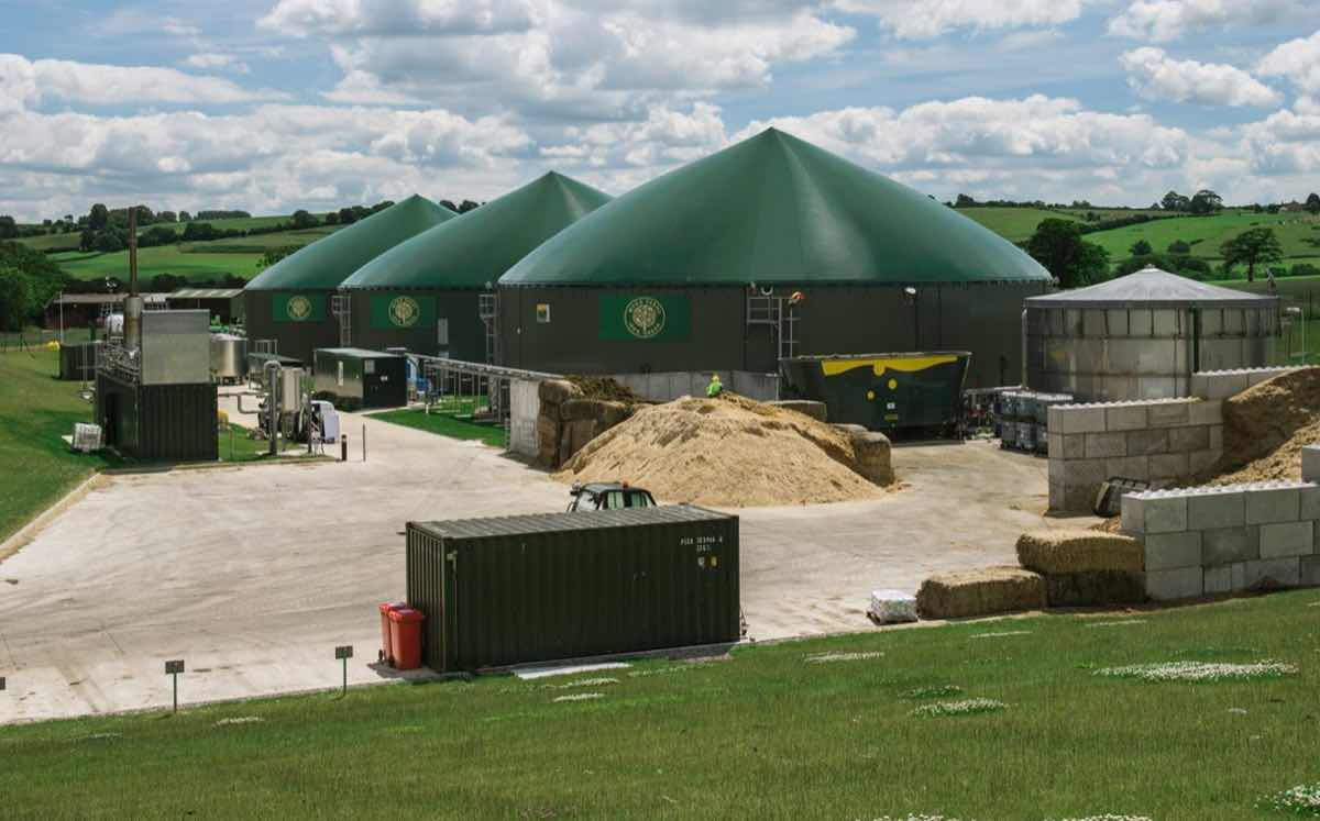 Wyke Farms is 'first dairy farm' to be Carbon Trust triple certified