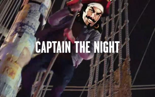 Captain Morgan urges fans to 'be the captain' in £4.6m campaign