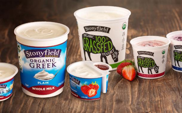 Danone to sell Stonyfield yogurt business to Lactalis for $875m