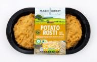 Mash Direct unveils duo of potato accompaniments for summer