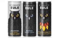 Rexam creates fresh can designs for energy brand Schwarze Eule