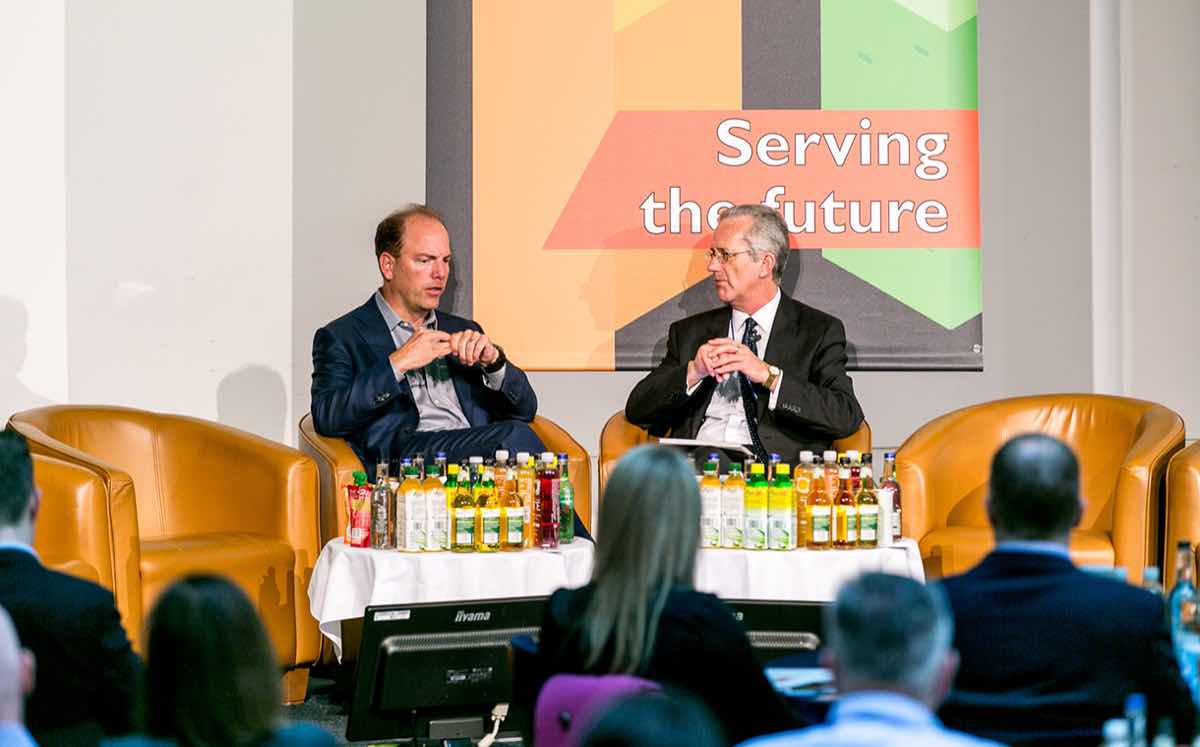 'Advice for success at the UK Soft Drinks Conference'