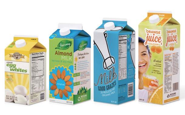 Evergreen Packaging introduces SmartPak carton range in four sizes